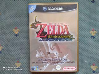 Zelda Windwaker Gamecube Edición Limitada
