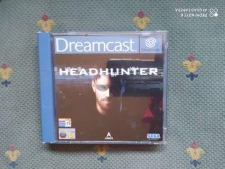 Headhunter Sega Dreamcast