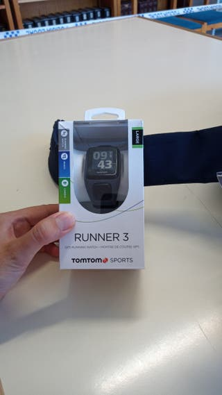 TomTom Runners 3 Cardio y music