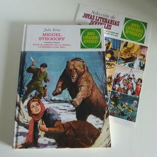 COMIC JOYAS LITERARIAS JUVENILES MIGUEL STROGOFF