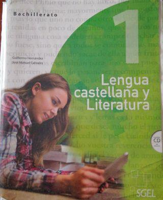 libro de Lengua 1°bach