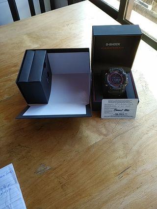 G-Shock Casio reloj militar navigation