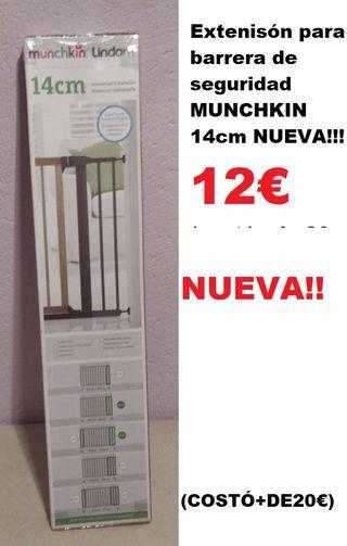 BARRERAS SEGURIDAD DESDE 25€ 2aMANO ( VER DETALLES