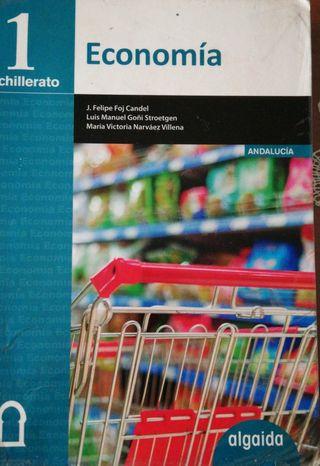 libro de economía de 1°bach