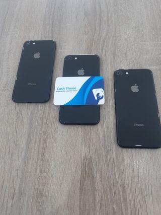 iphone 8 64GB Gris Espacial Ocasión