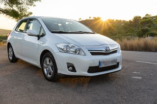 Vendo o cambio Toyota Auris Hybrid 2012