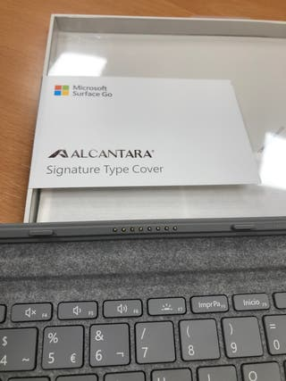 Teclado Microsoft Surface Go