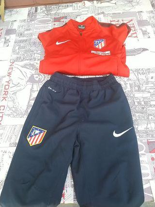 chándal Atlético de Madrid Talla 128-137
