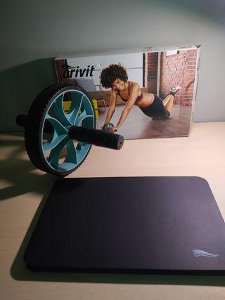Rueda/ rodillo de ejercicios