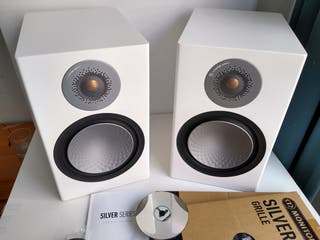 Altavoces Monitor Audio Silver 100 HiFi NUEVOS