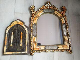 juego de espejos arabes