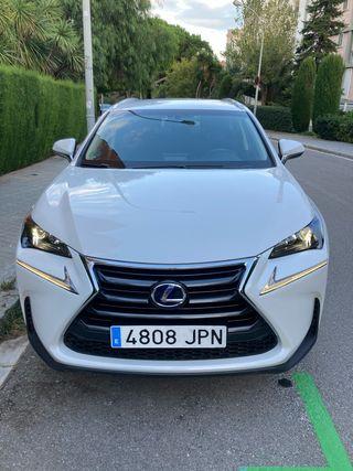 Lexus NX como nuevo