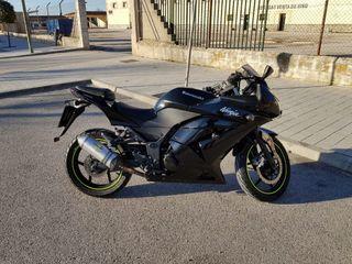 Kawasaki Ninja 250R 2010 A2