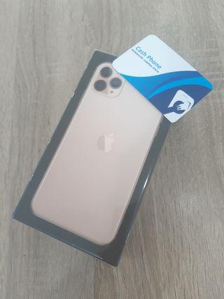 iPhone 11 Pro Max 64GB Gold Nuevo