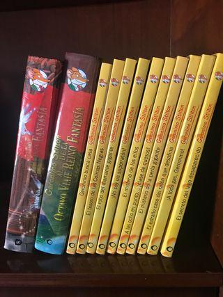 Libros de Geronimo Stilton para niños
