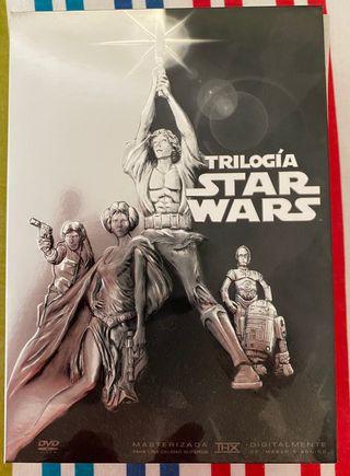 DVD La guerra de las galaxias