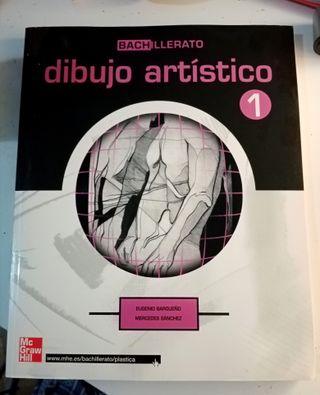 Libro de dibujo artístico - 1º BACHILLERATO