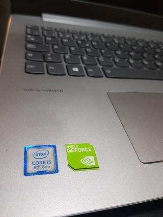 ordenador portatil lenovo i5 8th gen