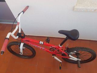 Bicicleta bmx Monty 139 series