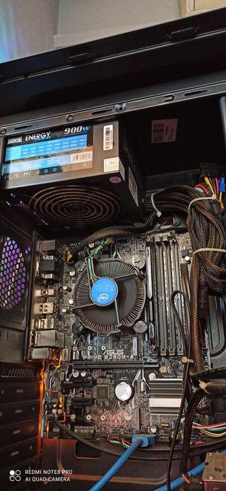 PC Intel Core i3 7100 - Windows 10 Pro
