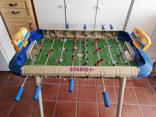 Futbolín Chicos años 90