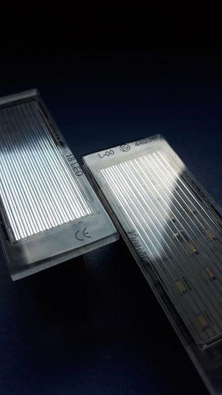Plafones LED Renault