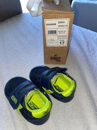 Zapatos bebé MUNICH