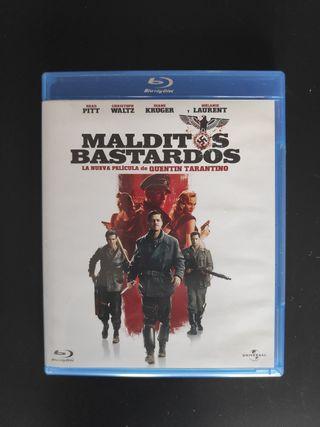 Blu-ray de MALDITOS BASTARDOS