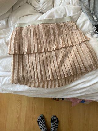 Falsa corta de tablas con cintura elástica