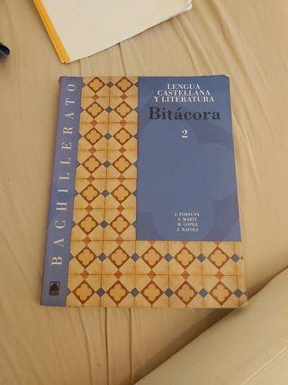 libro castellano 2o bachillerato/batz
