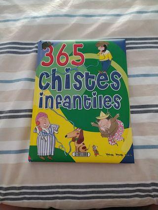 Libro de chistes infantiles