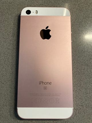 IPHONE SE 16 GB ROSA