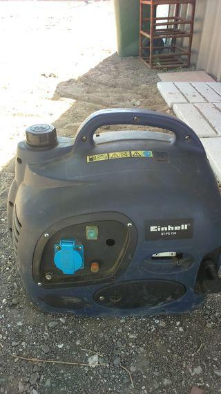 Motor generador de corriente