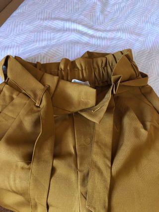 Pantalon pinzas
