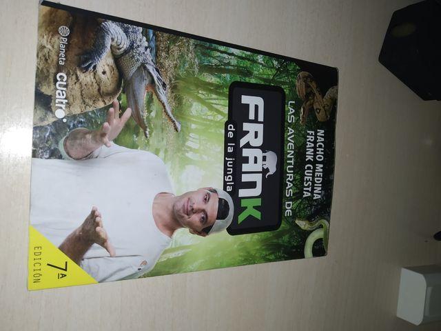 libro frank de la jungla