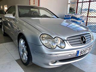Mercedes-Benz CLK 270 AUTOMATICO