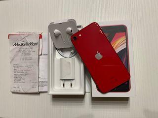 iPhone SE 2020 Rojo - Nuevo - Garantía+Factura