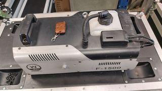 Máquina De Humo Musicson F1500