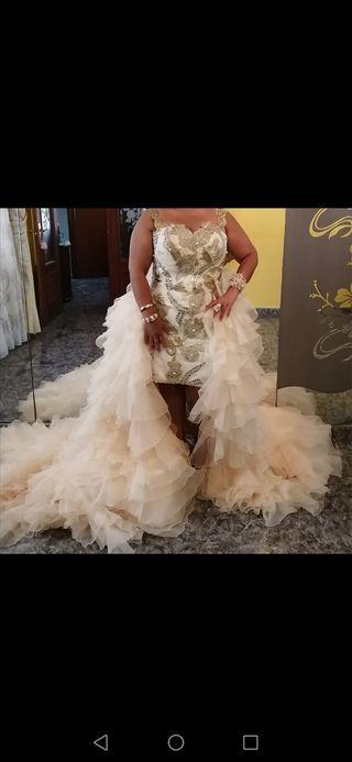 vestido de novia gitana (ajuntamiento)