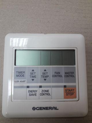 control termostato de aire acondicionado GENERAL
