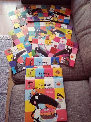 libros infantiles en frances