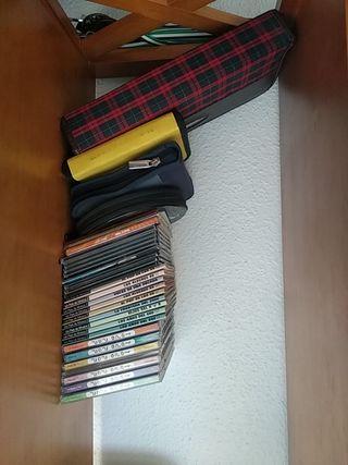 CDs MUSICA Y PELÍCULAS