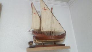 barco de colom