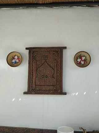 Puerta Arabe adorno