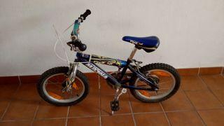 bicicleta MBX