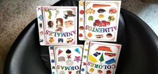 Libros didácticos infantiles