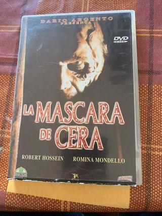 DVD LA MASCARA DE CERA