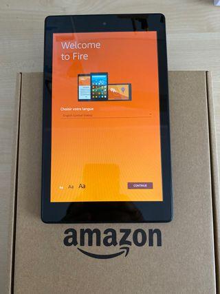 Tablet Fire HD 8, modelo 2017.32gb ram 7a genera