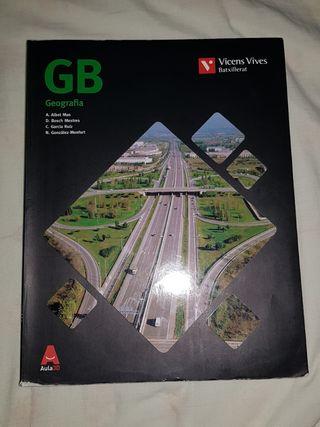 libro geografía 2 dd bachillerato