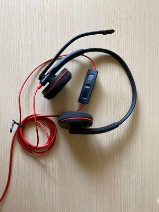 Auriculares con micrófono USB Plantronics C3220